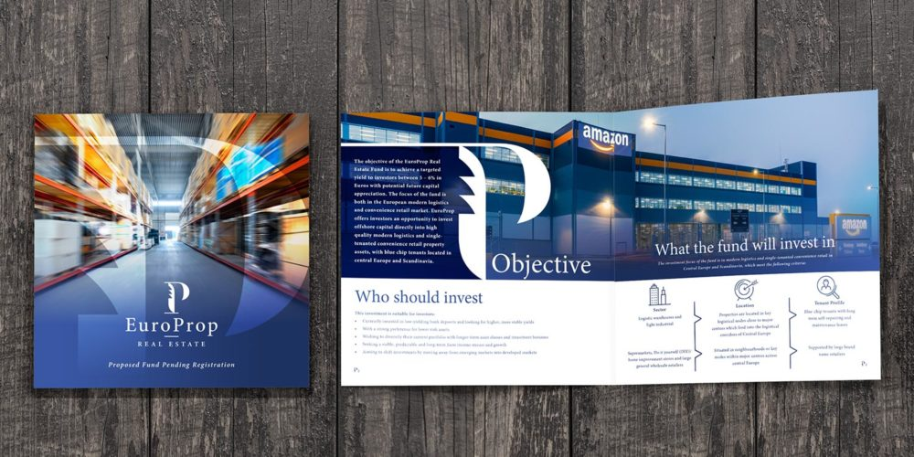 Portfolio - Europrop Brochure