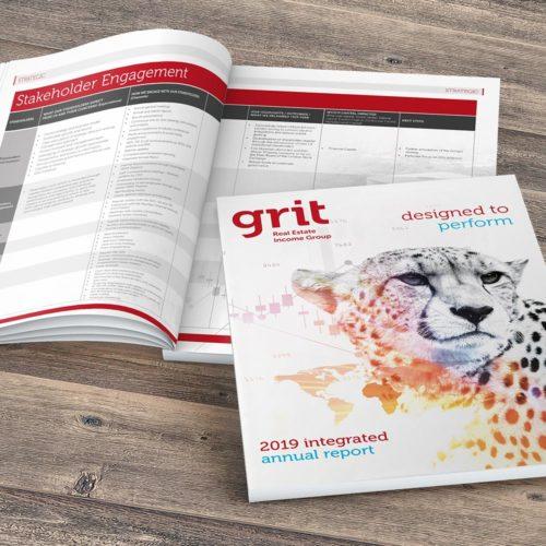 Portfolio - Grit Annual Report