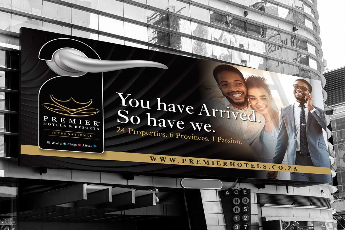 Portfolio - Premier Hotels & Resorts Billboard