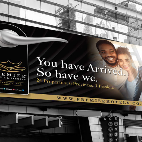 Portfolio - Premier Hotels & Resorts Billboard